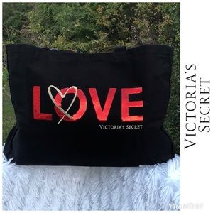 Victoria Secret's LOVE Tote